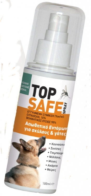 Topsafe spray